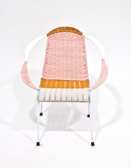 Traditional Columbian Chair by Marni: Marni Chairs, Canes Chairs, 100 Chairs, Woven Chairs, Interiors Design, Marni Furniture, Of Mobiles, Pink Chairs, Photo Galleries