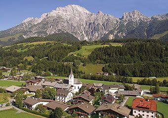 #Leogang, Austria www.ritzenhof.at