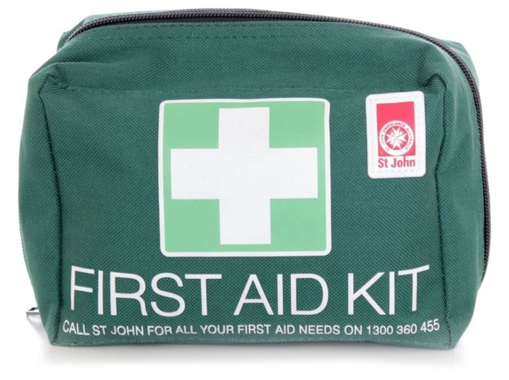 St John Personal Leisure First Aid Kit