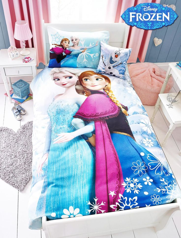Frozen bed set - Next Home Style