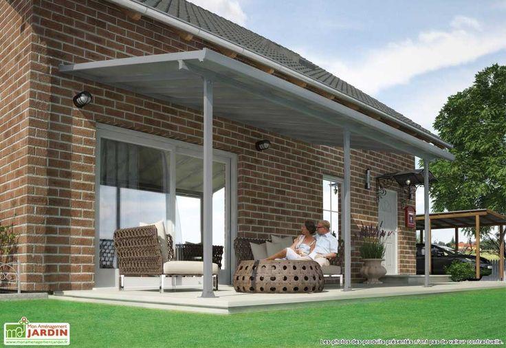 Pergola En Aluminium Prostor Cabana 3,50 X 3,50 M + Toile Pvc