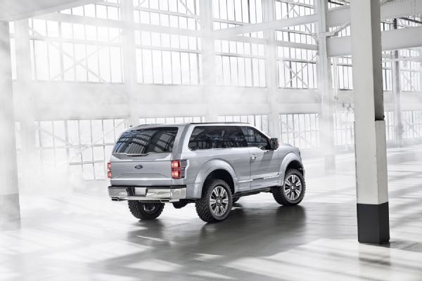 2016 Ford SVT Bronco Coming Soon april fools but totally needs to be built
