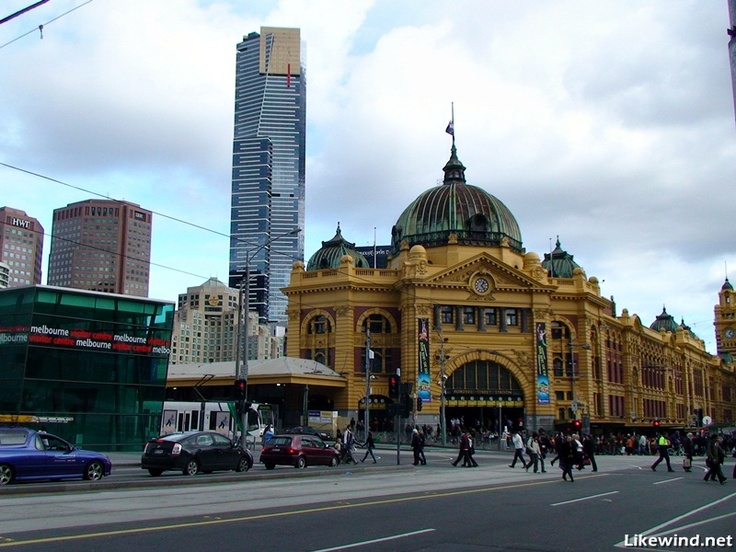 Melbourne, Australia  my home (for now) xx
