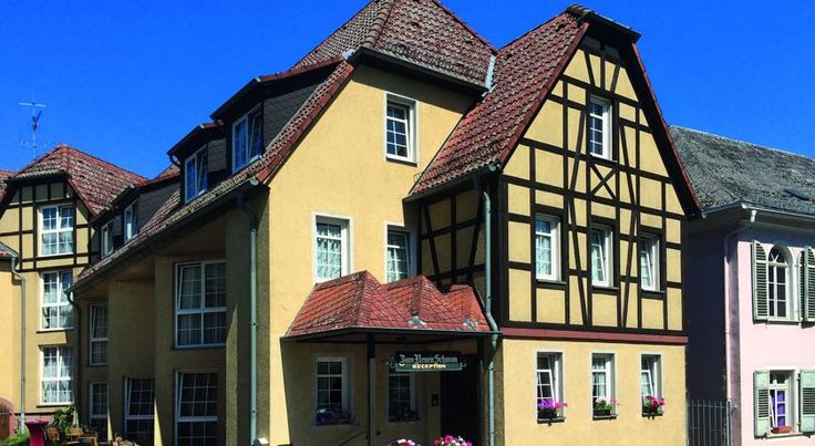 $95 This country-style hotel in Walluf enjoys a peaceful location right on the Rhine River, only a 10-minute drive from central Wiesbaden.