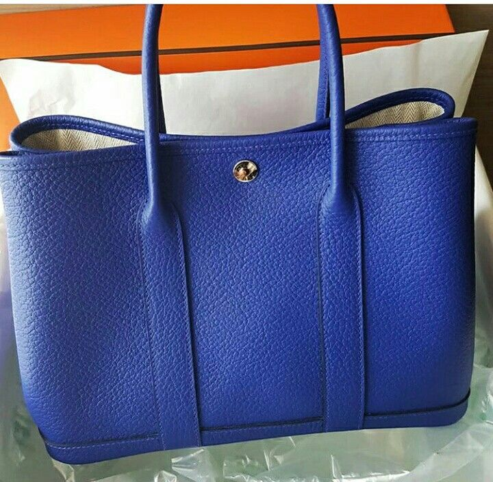 Model Hermes Garden Party 30 Condition New Stamp C