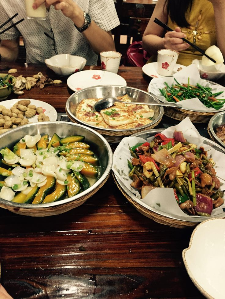 Eating Through China in Dongguan