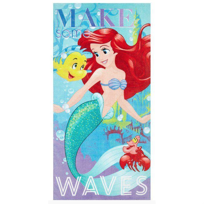 Disney Pieni Merenneito Ariel pyyhe