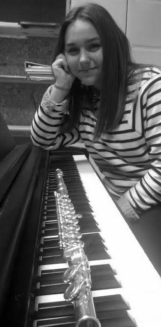 Flauta Travesera: Mi experiencia con la flauta Mi nombre es Nerea Go...