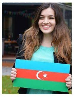 """""""We are given a lot of opportunities to improve our working experience and skills at IBS!"""" Ayan Mirzayeva, the Azerbaijani student of BSc in Financial Management."""