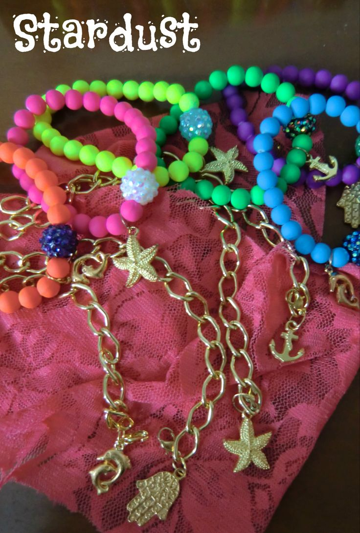 fluor bracelet collection