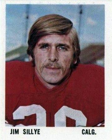 Jim Sillye 1971 - Calgary