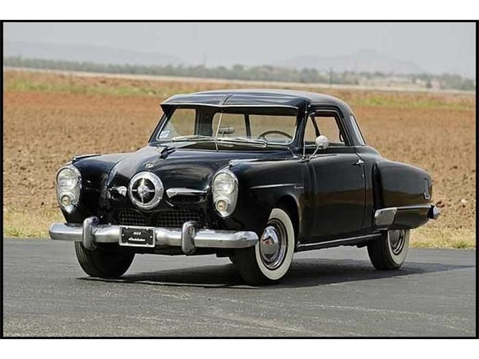 1950 Studebaker Commander Re Pin Brought To You By
