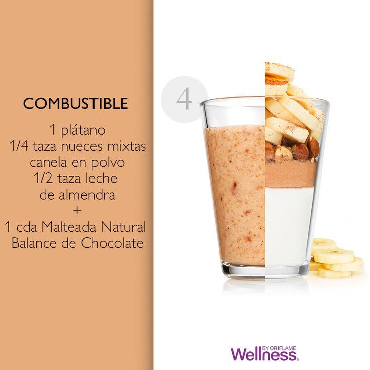 #SemanaWellness ¡Estimula tu cuerpo de manera nutritiva! Dentro de cada desayuno Wellness existen 22 vitaminas y minerales, omega 3 y antioxidantes naturales ¿Qué mejor manera de empezar tu jueves? #Saludable #Natural #Cuidado #Desayuno #OriflameMx