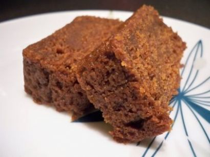Gluten Free Gingerbread - Old Style & Favourite South-African Recipes