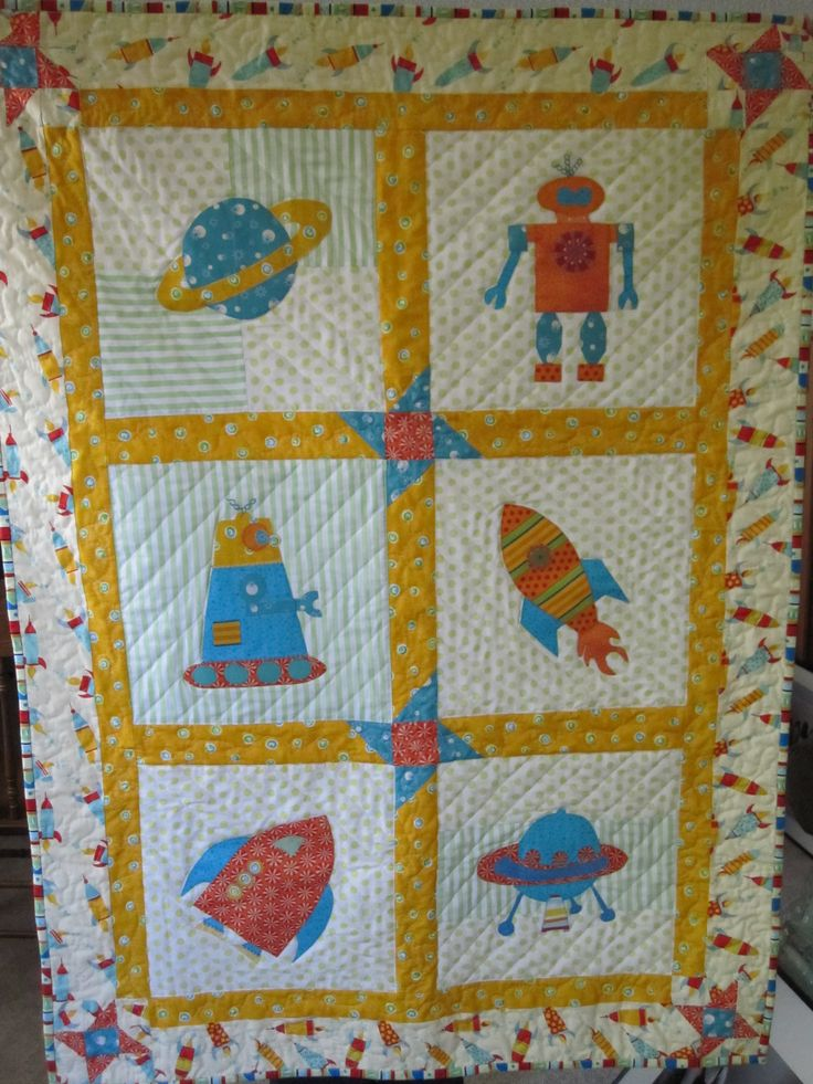 space shuttle quilt pattern - photo #5