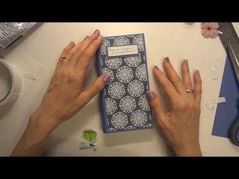 Как сделать шоколадницу книгу своими руками - Скрапбукинг с детьми 1 / Aida Handmade - YouTube
