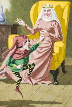 Rumpelstiltskin (1968) - Rumpelstiltskin Comes Back by Jacob Grimm & Wilhelm Grimm
