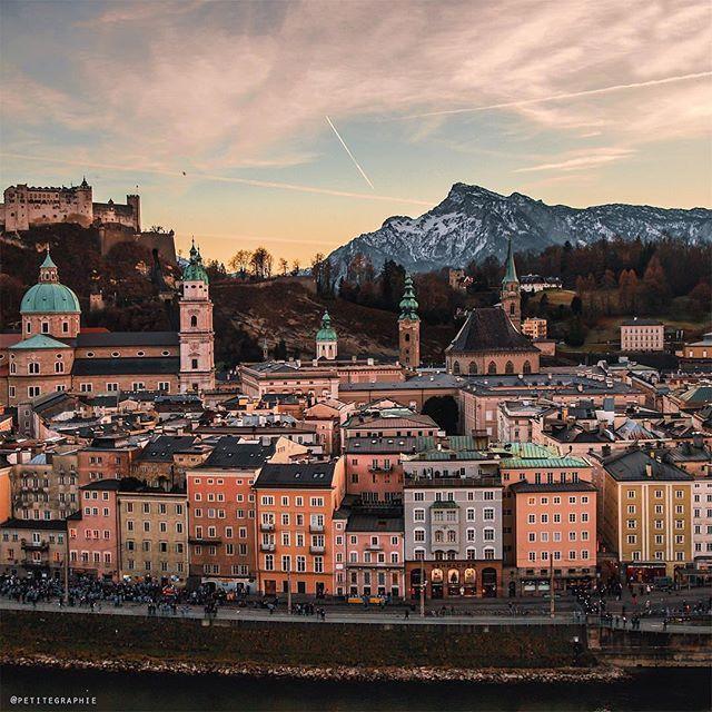 Salzburg, Austria ☛ petitegraphie (mit Bildern) Reisen