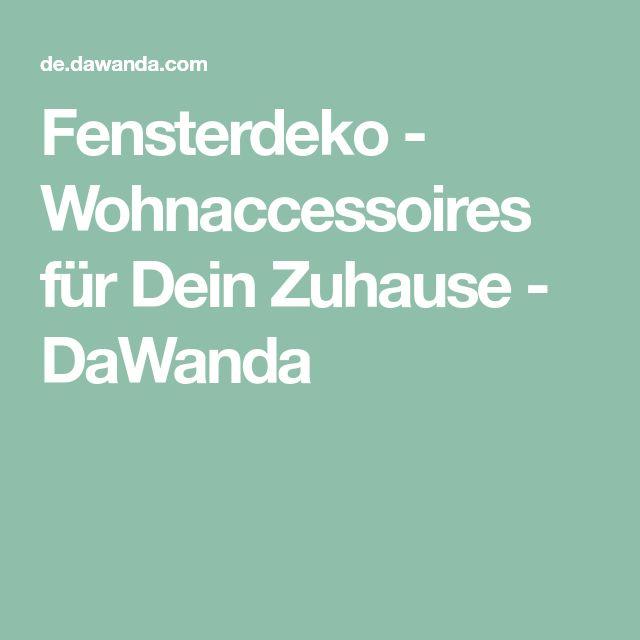 Fensterdeko - Wohnaccessoires für Dein Zuhause - DaWanda