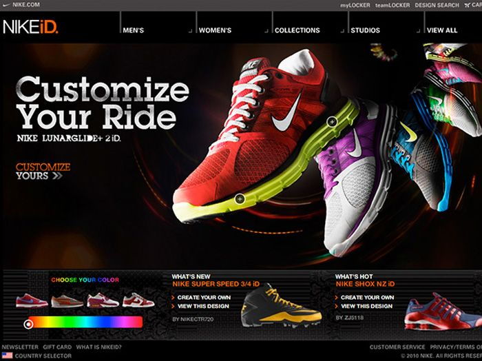nike id. trends in fashion design \u0026 product development. mass customization. its a major trend to customize your nikes what you\u0027d like. nike id e