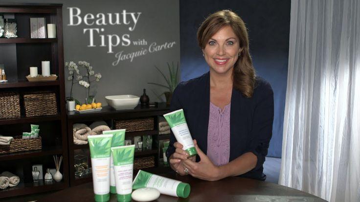 Guía básica de afeitar | Consejos de belleza Herbalife con Jacquie Carter