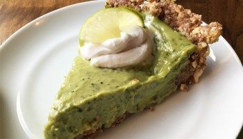 Frozen Mojito Pie {Paleo/Vegan}