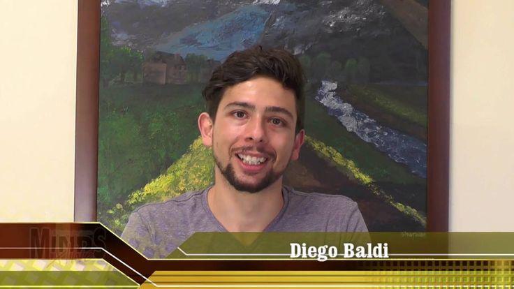 Meet Diego Baldi - Minds Alive https://www.youtube.com/watch?v=SHeOHVMsHvM