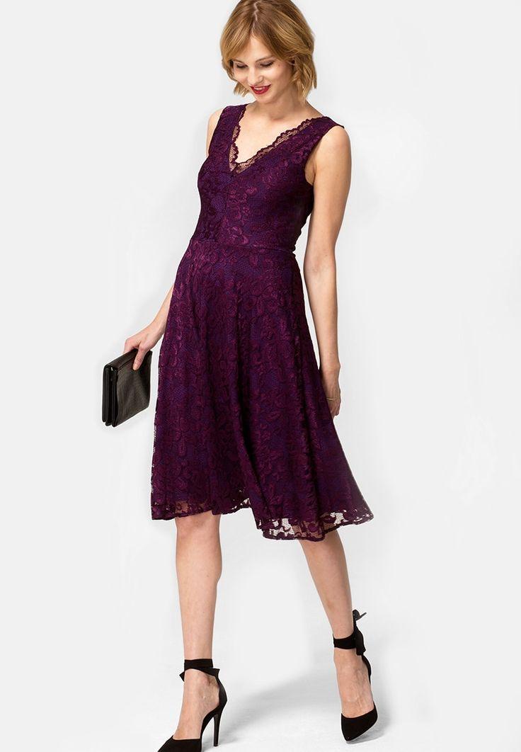 Zalando kanten jurk