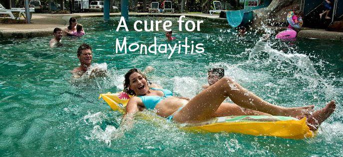 Need a cure for Mondayitis? We've got it!  www.adventurewhitsunday.com.au
