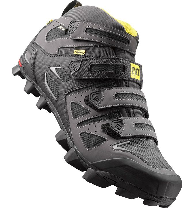 MTB shoes - SCREE : all-moutain shoes, fully waterproof   Mavic