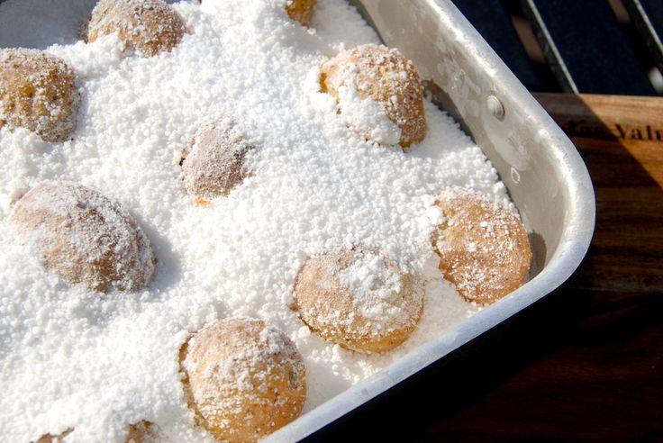 Saltbagte kartofler i ovn - den bedste opskrift