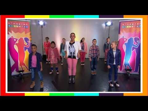 Kinderen voor Kinderen - Klaar voor de Start dansinstructie - YouTube