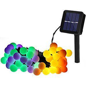 luces decorativas led luces solares exterior lamparas led decoracin perfecto para fiestasboda