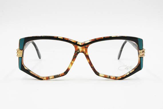 f192a43b3e1 Cazal mod 322 vintage eyewear frame multicolour acetate
