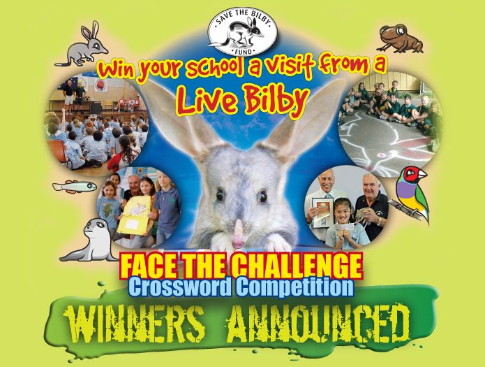 Facer The Challenge Crossword Competition