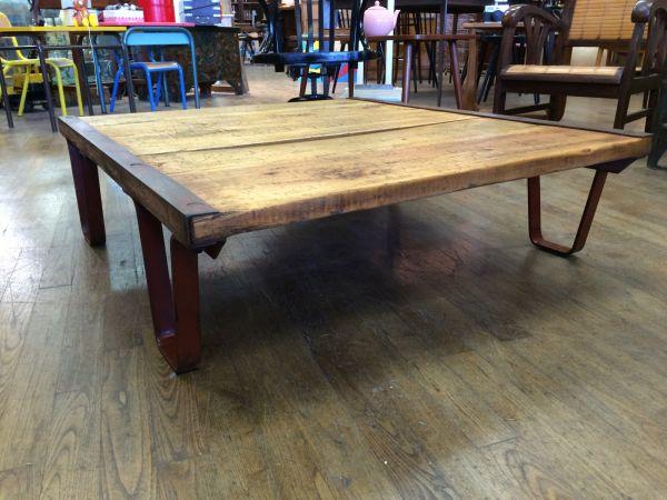 17 meilleures id es propos de tables basses palettes sur - Acheter table basse palette ...