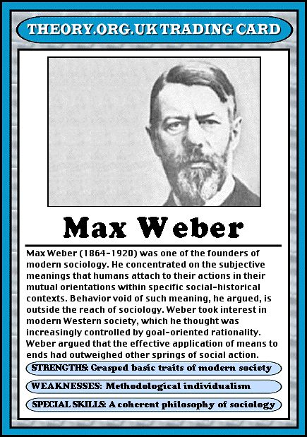 max weber s theory on entrepreneurship Theories of entrepreneurship and types of theories of entrepreneurship person max weber theory theory of religious belief gist spirit of capitalism-profit.