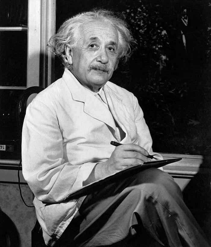 Testul de inteligenţă al lui Albert Einstein  (Facebook)