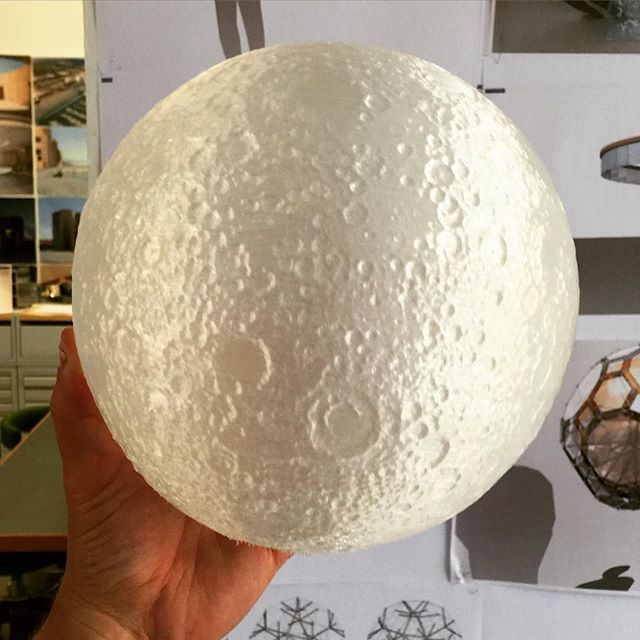 From @nasa homepage you Can download a 3D scan of a small moon...