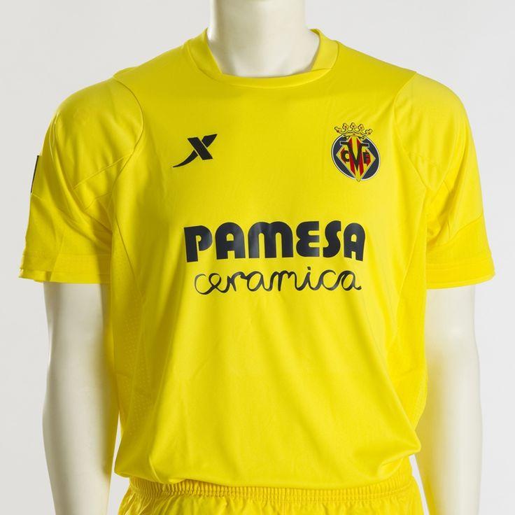 Villarreal 2014-15 Xtep Home