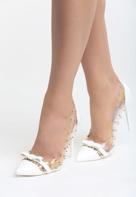 Pantofi stiletto Horizon Albi
