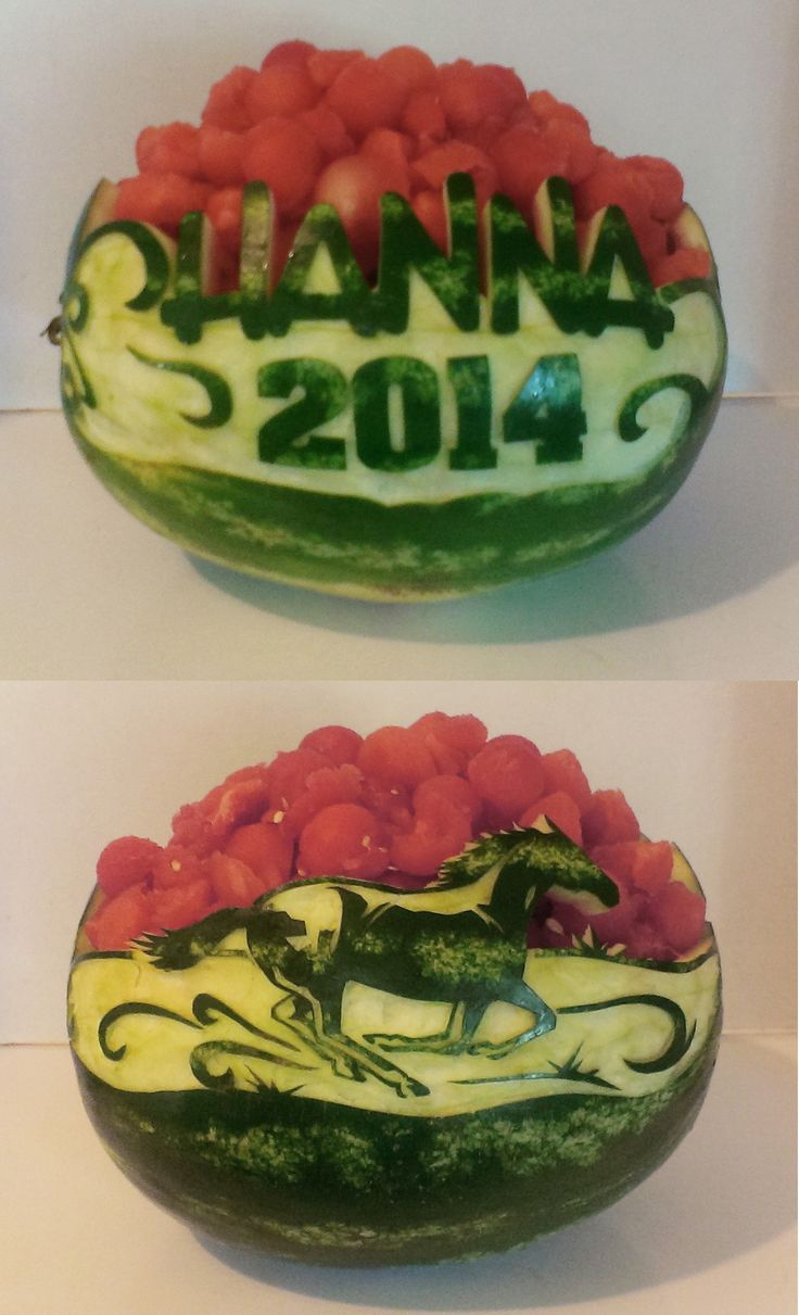The best watermelon carving ideas on pinterest