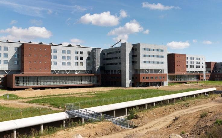 Maasland Hospital in Sittard, Netherlands