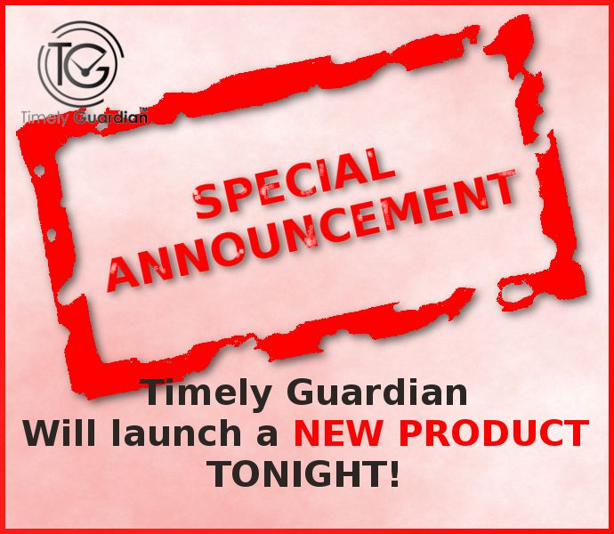 Stay Tuned for the New Product release