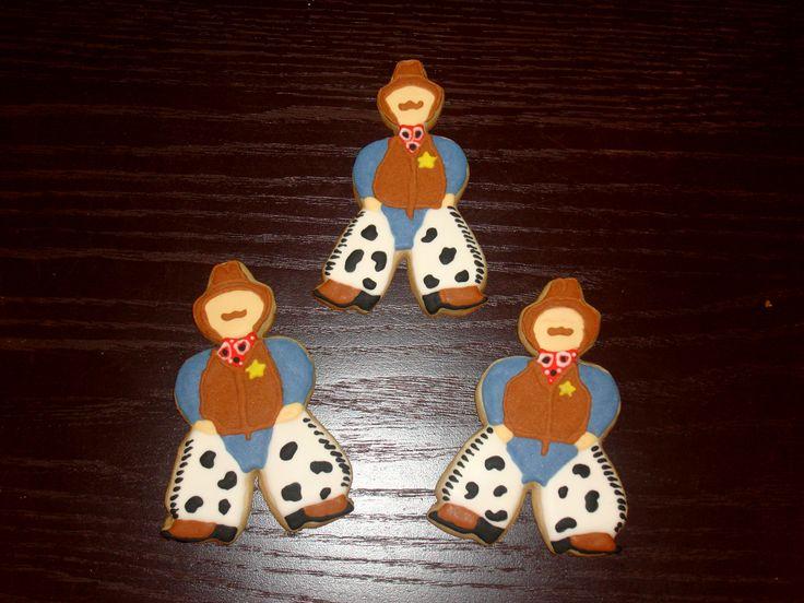 Cowboy Sugar Cookies Lil Cowboy Candy Buffet Pinterest
