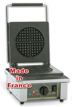Commercial Waffle Machine - Roller Grill GES70 Waffle Machine - www.hoskit.com.au- Kitchen & Catering Equipment