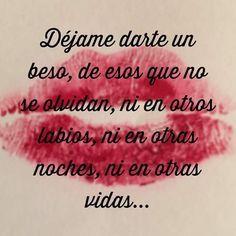 Porque un beso de un amor verdadero es el mejor muñequito