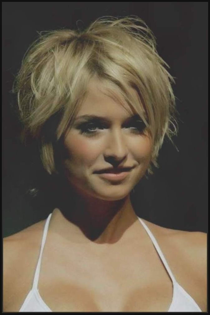 Mittellange Frisuren Damen Durchgestuft Frisuren