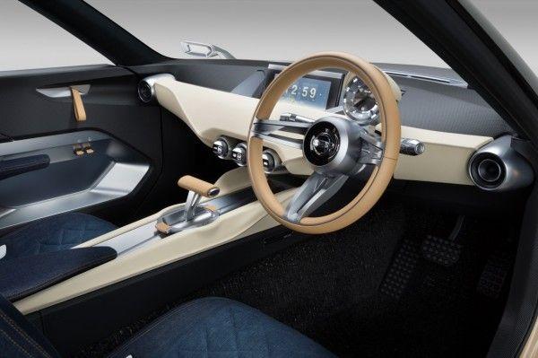 2013 Nissan IDx Freeflow Luxury Interior 600x399  2013 Nissan IDx Freeflow Complete with Images & Video