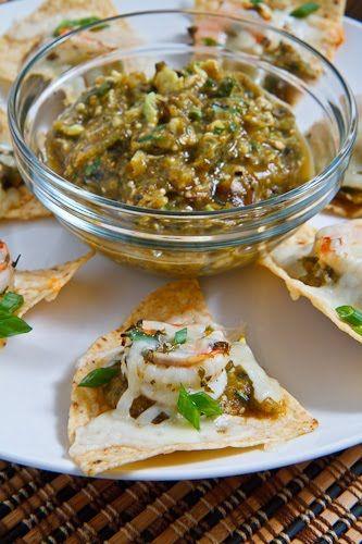 ... Lime Shrimp Nachos   Recipe   Shrimp Nachos, Nachos and Shrimp